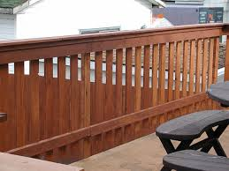 Ideas For Deck Handrail Designs Flat Slat Railing Railings Pinterest Decking Deck Railings