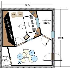 recording studio floor plan show me your studio ground plan gearslutz pro audio community