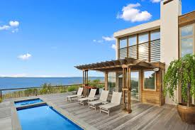 house with pools top 5 waterfront homes with pools in sag harbor