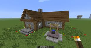 tried a corner fireplace thoughts minecraft