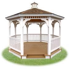 gazebos pergolas u0026 pavilions pine creek structures