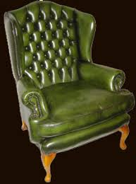 Marshbeck Yew  Mahogany Reproduction Furniture Traditional - Leather chairs and sofas