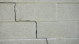 Block Basement Wall Repair by Cracked Basement Cement Block Walls Piedmont Foundation Repair
