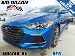 new 2018 hyundai elantra sport 4 door sedan in lincoln 4h18180