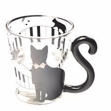 kitty glass mug cup u2013 the 55th try