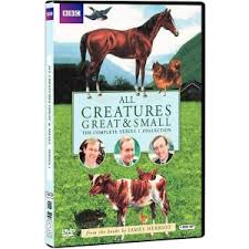 all creatures great u0026 small the complete series 1 collection dvd