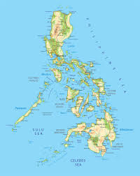 Phillipines Map Diving The Philippines Introduction Dive Magazine
