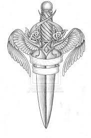 dagger butterfly handle sketch search