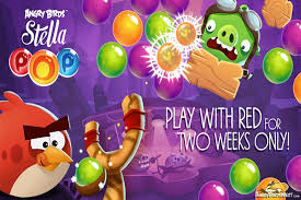 angry birds stella pop update adds levels red