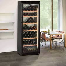 liebherr freestanding single zone wine cellar andi co