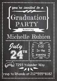 graduation invite graduation party invitations high or college graduation