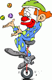 clowns juggling balls no clowns juggling balls clipart
