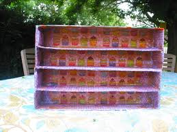 etagere pour vernis diy une mini étagère pour mini patisseries croquelavieenrose