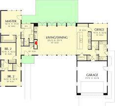 Floor Plan Modern House 392 Best House Plans Images On Pinterest House Floor Plans