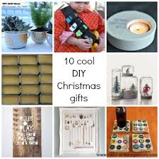diy cool christmas gifts webwoud