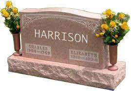 cheap headstones inch memorials michigan granite monuments grave headstones
