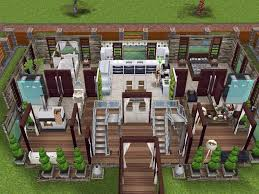 house 66 ground level sims simsfreeplay simshousedesign my