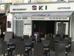 restaurant au bureau poitiers sushi oki restaurant 29 rue carnot 86000 poitiers adresse