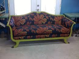 Duncan Phyfe Sofa by Custom Antique Duncan Phyfe Sofa Designer Sample By Emilycoleman