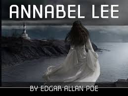 annabel lee by edgar allan poe annabel lee by annie feser