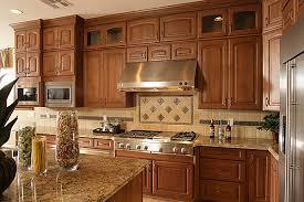 kitchen cabinets backsplash kitchen backsplash ideas with oak cabinets photos of the kitchen