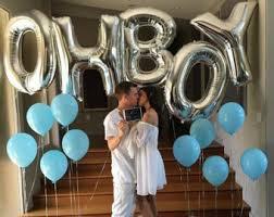 happy birthday balloon banner gold birthday party letter