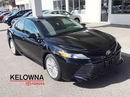 kelowna lexus used inventory new 2018 toyota camry xle 4 door car in kelowna 8ca2950 kelowna