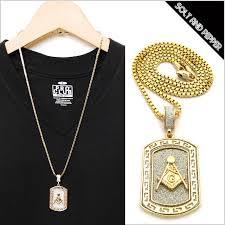 tag chain necklace images Solt and pepper rakuten global market response no brand dog tag jpg