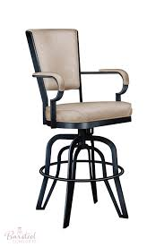 Black Swivel Bar Stool Furniture 2545 Rocking Swivel Bar Stool Free Shipping