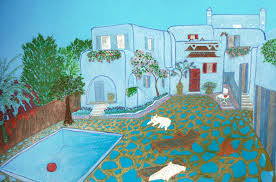 property of different flats apartments for sale in mykonos town