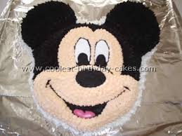 mickey mouse cake candle mickey mouse cakes preparing to create