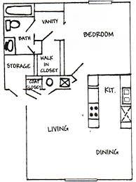 1 bedroom apartment square footage 1 bedroom apartment floor plans 500 sf lenox square apartments