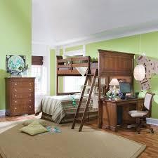 bedroom low loft bunk beds down alternative pillow top mattress