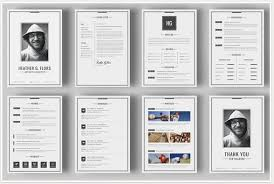 Resume Templates Best by 8 Pages Extended Resume Cv Ms Word Http Textycafe Com Best