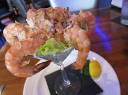 martini shrimp unknown food critic mr ed u0027s adds interesting flavor to old