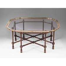Vintage Glass Top Coffee Table Image Gallery Of Vintage Glass Top Coffee Tables View 7 Of 20 Photos