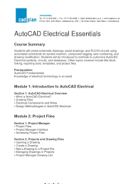 autocad electrical essentials electrical connector auto cad