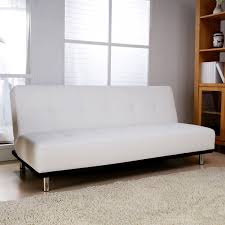 Next Leather Sofas by White Faux Leather Sofa Bed Tehranmix Decoration