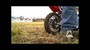 avigo motocross bike razor mx500 electric dirt bike 1st ride youtube