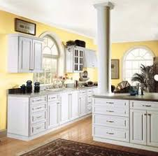 Yellow Kitchens With White Cabinets - adding bold flavor with color in three modern kitchens purple