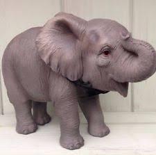 elephants ornaments sculptures statue garden ornaments ebay