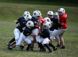 Flag Football Leagues N Fulton League Now Requires Helmets For Youth Flag Football