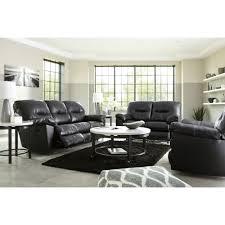 Reclining Living Room Sets Ashley Furniture Kilzer Durablend Reclining Livingroom Set In