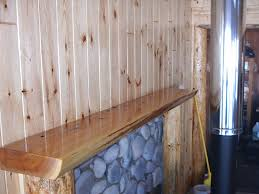 how to make rustic mantel shelf u2014 the clayton design
