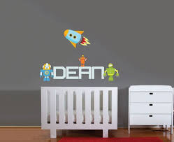 Fabric Wall Decals For Nursery 45 Best Baby Name Wall Decals Images On Pinterest Fabric