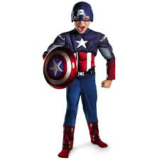 Iron Patriot Halloween Costume Genuine Kids Avengers Iron Man Mark 42 Patriot Muscle Child