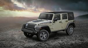jeep wrangler rubicon offroad 2017 jeep wrangler recon rubicon 4 door 3 6l v6 showroom storm
