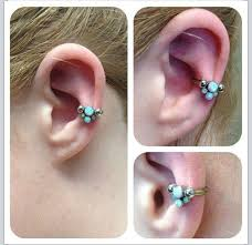 spacer earrings 36 best pierced images on piercing ideas jewelry and