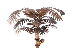 Floor Lamp Tree Branches Vintage Brass Palm Tree Floor Lamp For Sale At Pamono