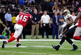 Atlanta Falcons Home Decor by Falcons Get Past Saints Times Union